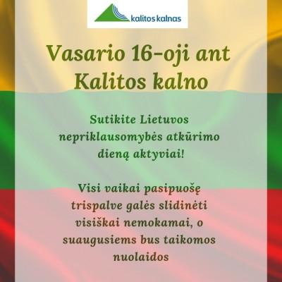 Vasario 16-oji ant Kalitos kalno (1)